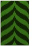 rug #1123179    light-green stripes rug