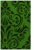 rug #1123259 |  green damask rug