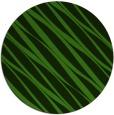 rug #1123503 | round light-green rug