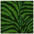 rug #1123531 | square light-green rug