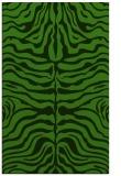 rug #1123599 |  light-green animal rug