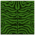 rug #1123611 | square light-green animal rug