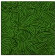 rug #1123711 | square light-green rug