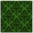 rug #1123851 | square light-green rug