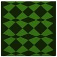 rug #1123871 | square light-green check rug