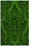 rug #1123959 |  green damask rug