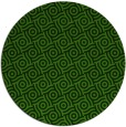 rug #1124023 | round light-green circles rug