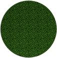rug #1124024 | round geometry rug