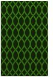 rug #1124199 |  green circles rug