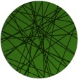 rug #1124263 | round light-green abstract rug