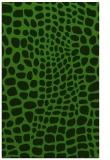 rug #1124359 |  light-green animal rug