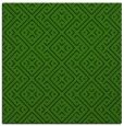rug #1124391 | square green traditional rug