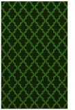 rug #1124679 |  green traditional rug