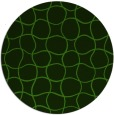 rug #1124703 | round light-green circles rug