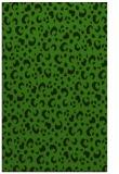 rug #1124719 |  light-green animal rug