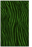 rug #1124799 |  green stripes rug