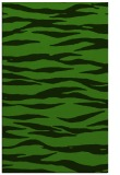 rug #1124859 |  light-green stripes rug