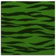 rug #1124871   square light-green stripes rug