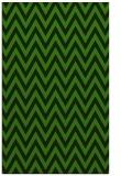 rug #1124879 |  light-green stripes rug