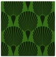 rug #1125011 | square light-green rug