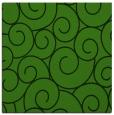 rug #1125031 | square light-green circles rug