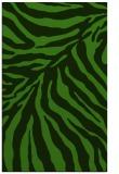 rug #1125079 |  light-green animal rug