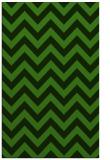 rug #1125319 |  light-green stripes rug