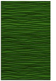 rug #1125419 |  green stripes rug