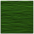 rug #1125431 | square light-green rug