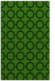 rug #1125439 |  light-green circles rug