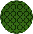 rug #1125443 | round light-green circles rug