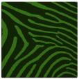 rug #1125531 | square light-green animal rug