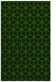 rug #1125639 |  green rug