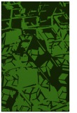 rug #1125839 |  green abstract rug