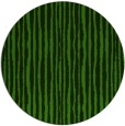 rug #1125923 | round light-green rug