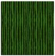 rug #1125931 | square light-green rug