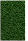 rug #1125959 |  light-green animal rug
