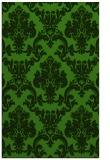 rug #1125999 |  green traditional rug