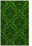 rug #1126039 |  light-green damask rug