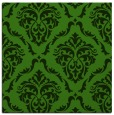 rug #1126051 | square green traditional rug