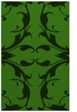 rug #1126059 |  light-green damask rug