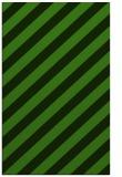rug #1126079 |  light-green stripes rug