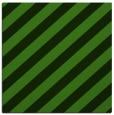 rug #1126091 | square light-green stripes rug