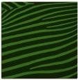 rug #1126211 | square light-green animal rug