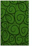 rug #1126359    green circles rug