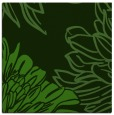 rug #1126491 | square light-green rug