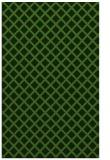 rug #1126699 |  light-green check rug