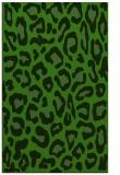 rug #1126859 |  light-green animal rug