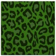 rug #1126871 | square light-green rug