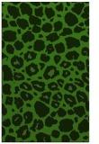 rug #1127199 |  light-green animal rug